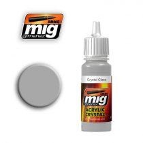 A.MIG-0094 Átlátszó üveg - CRYSTAL GLASS