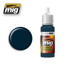 A.MIG-0099 CRYSTAL BLACK BLUE