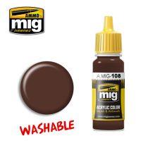 A.MIG-0108 WASHABLE MUD