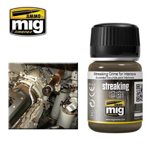 A.MIG-1200 Kosz csíkok belső térhez - STREAKING GRIME FOR INTERIORS
