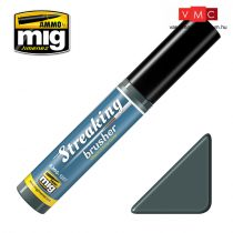 A.MIG-1257 Streaking Brushers - Warm Dirty Grey