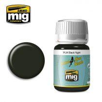 A.MIG-1611 Panelvonal bemosó - PLW BLACK NIGHT