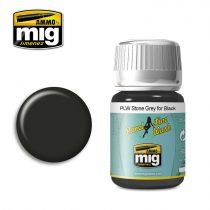A.MIG-1615 Panelvonal bemosó - PLW STONE GREY FOR BLACK