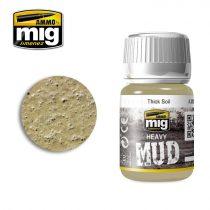 A.MIG-1701 THICK SOIL -Vastag talaj - Vastag textúrájú sár / föld effekt - HEAVY MUD sár