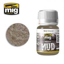 A.MIG-1703 MOIST GROUND - Nedves föld - Vastag textúrájú sár / föld effekt - HEAVY MUD sár effekt