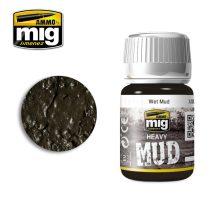 A.MIG-1705 WET MUD - Nedves Sár - Vastag textúrájú sár / föld effekt - HEAVY MUD sár eff