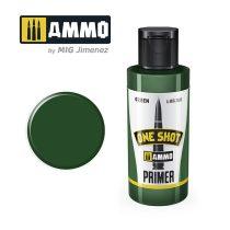 A.MIG-2028 Egy rétegben fedő felületalapozó - ONE SHOT PRIMER - GREEN - Zöld