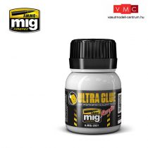 A.MIG-2031 ULTRA GLUE - FOR ETCH, CLEAR PARTS & MORE (acrylic waterbase glue)