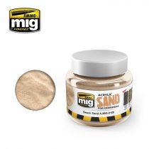 A.MIG-2106 SAND GROUND - Homokos talaj