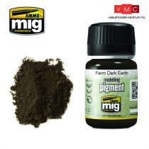 A.MIG-3027 FARM DARK EARTH pigment