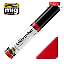 A.MIG-3503 OILBRUSHER Olajfesték - PIROS, RED