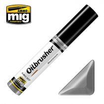 A.MIG-3537 OILBRUSHER Olajfesték - Alumínium - Aluminium