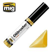 A.MIG-3539 OILBRUSHER Olajfesték - Arany - Gold