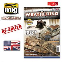 A.MIG-4500 The Weathering Magazine. RUST - ROZSDA Issue 1. (Angol nyelvű)