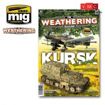 A.MIG-4505 The Weathering Magazine, Issue 6: KURSK & VEGETATION - KURSZK és NÖVÉNYZET Englis