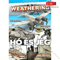 A.MIG-4506 THE WEATHERING MAGAZINE (ENGLISH) SNOW & ICE Issue 7