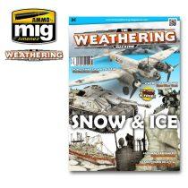 AMIG4506 The Weathering Magazine, 7. szám: Hó és Jég - magyar nyelvű változat