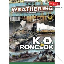 A.MIG-4508 The Weathering Magazine Issue 9: K.O. AND WRECKS English version