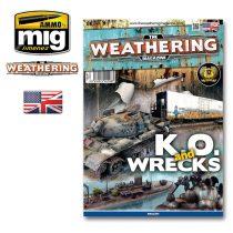 AMIG4508 The Weathering Magazine, 9. szám: K.O. és Roncsok - magyar nyelvű változat