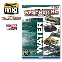 AMIG4509 The Weathering Magazine, 10. szám: VÍZ - magyar nyelvű változat