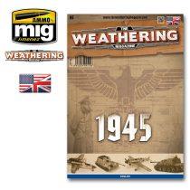 """AMIG4510 The Weathering Magazine, 11. szám: """"1945"""" - magyar nyelvű változat"""