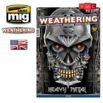 A.MIG-4513 THE WEATHERING MAGAZINE (ENGLISH) TWM Issue 14. HEAVY METAL English
