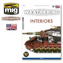 """AMIG4515 The Weathering Magazine, 16. szám: """"BELSŐ TEREK"""" - magyar nyelvű változat"""