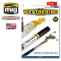 A.MIG-4516 THE WEATHERING MAGAZINE (ENGLISH) TWM ISSUE 17 WASHES, FILTERS AND OILS (ENGLISH)