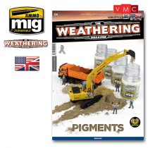 A.MIG-4518 THE WEATHERING MAGAZINE (ENGLISH) TWM ISSUE 19 - PIGMENTS (ENGLISH)