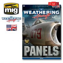 "A.MIG-5201 TWA Issue 1 – ""Panels"" (Angol nyelvű) - The Weathering Aircraft"