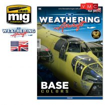 A.MIG-5204 TWA ISSUE 4 BASE COLORS (ENGLISH) - Alapszín (Angol nyelvű) - The Weathering Aircr