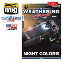 A.MIG-5214 Issue 14. NIGHT COLORS ENGLISH