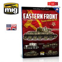 A.MIG-6007 EASTERN FRONT. RUSSIAN VEHICLES 1935-1945. CAMOUFLAGE GUIDE ( English)