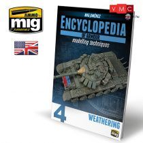 A.MIG-6153 ENCYCLOPEDIA OF ARMOUR MODELLING TECHNIQUES VOL. 4 - WEATHERING ENGLISH