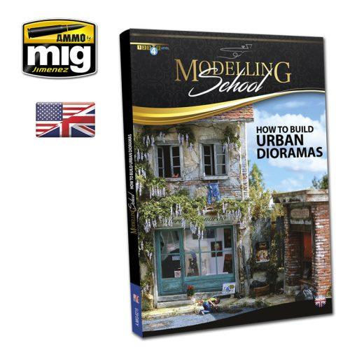 A.MIG-6215 MODELLING SCHOOL: URBAN DIORAMAS ENGLISH