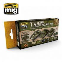 AMIG7119 Wargame Armor Camouflage Set
