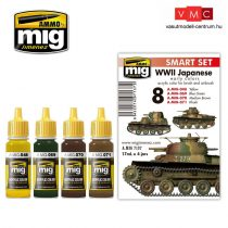 A.MIG-7137 WW II JAPANESE AFV EARLY COLORS