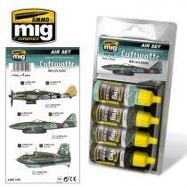 A.MIG-7209 LUFTWAFFE WWII LATE COLORS - kései színek