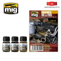A.MIG-7402 Motor szett - ENGINES SET