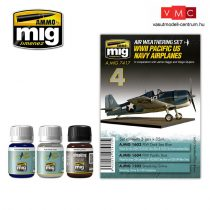 A.MIG-7417 WWII PACIFIC US NAVY AIRPLANES