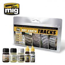 A.MIG-7437 DRY EARTH TRACKS