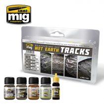 A.MIG-7438 WET EARTH TRACKS