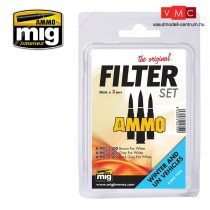 A.MIG-7450 FILTER SET FOR WINTER AND UN VEHICLES
