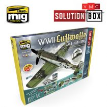 A.MIG-7702 LUFTWAFFE LATE WAR SOLUTION BOX
