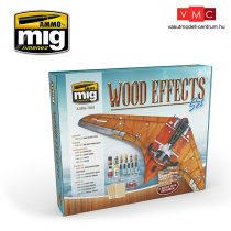 A.MIG-7801 WOOD EFFECTS SET
