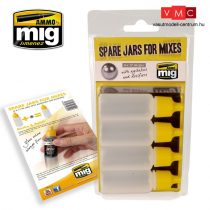 A.MIG-8004 SPARE JARS FOR MIXES