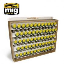 A.MIG-8005 17 mL AMMO STORAGE SYSTEM - tartó 17ml tégelyekhez