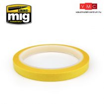 A.MIG-8040 MASKING TAPE #3 (10mm X 25M)