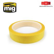 A.MIG-8041 MASKING TAPE #4 (20mm X 25M)