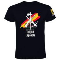 AMIG8054XL LEGION ESPAÑOLA RETRO T-SHIRT